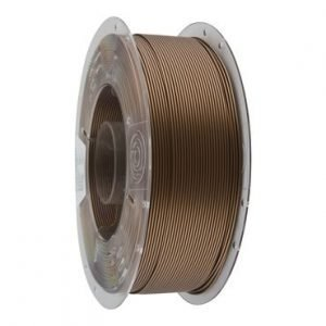 PLA 1.75mm Transparent Bronze 1kg - Prima Filaments