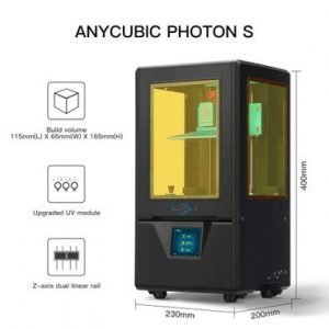 Anycubic Photons S - Stampante 3D DLP - Bad Maker Lab